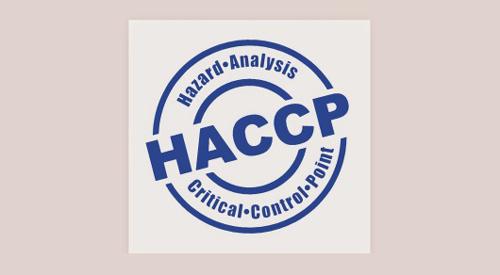 HACCP Camelforme